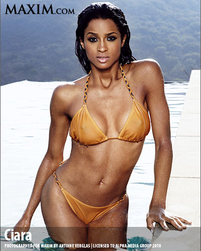 Super hot babe ciara bugatti